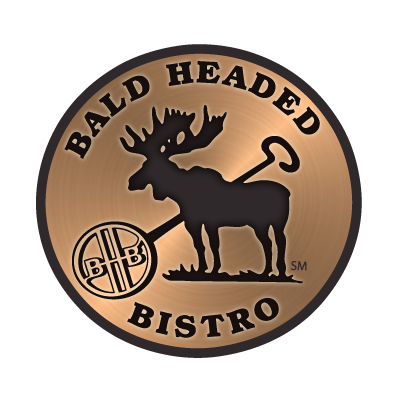 Bald Headed Bistro logo